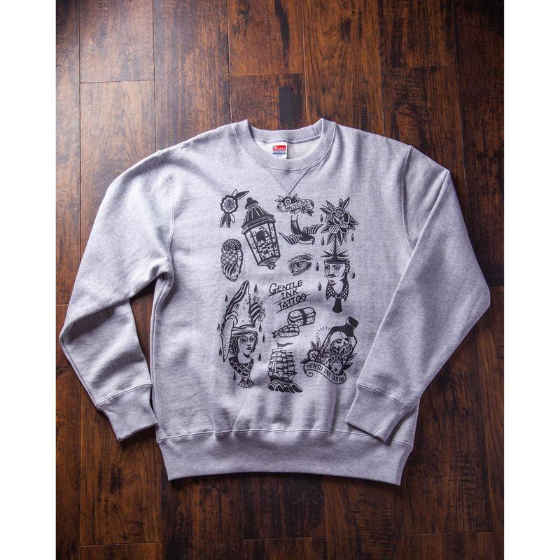 Sweatshirt  (GRAY)