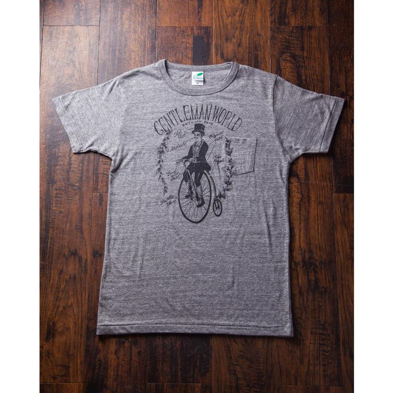 Gentleman Tshirt (GRAY)