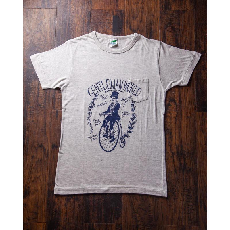 Gentleman Tshirt (WHITE)