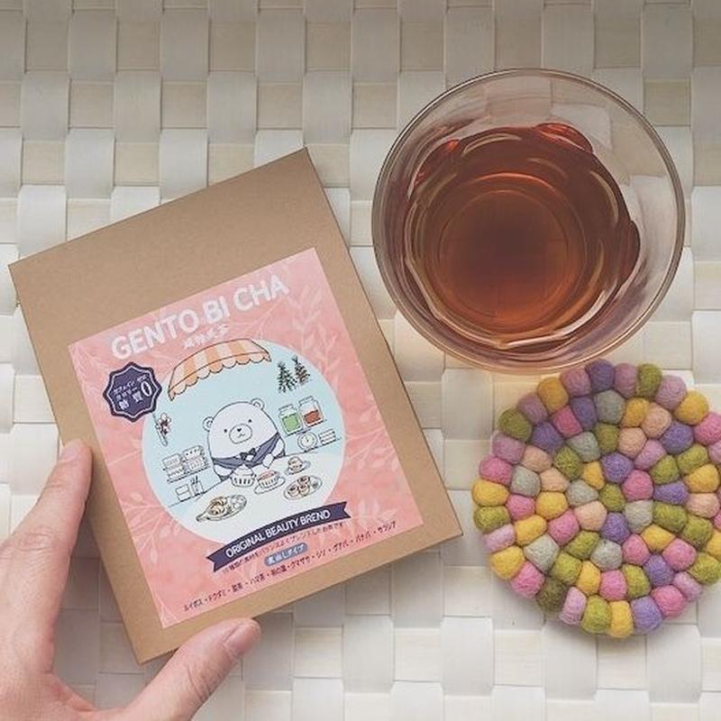 減糖美茶ミニサイズ(3包入)