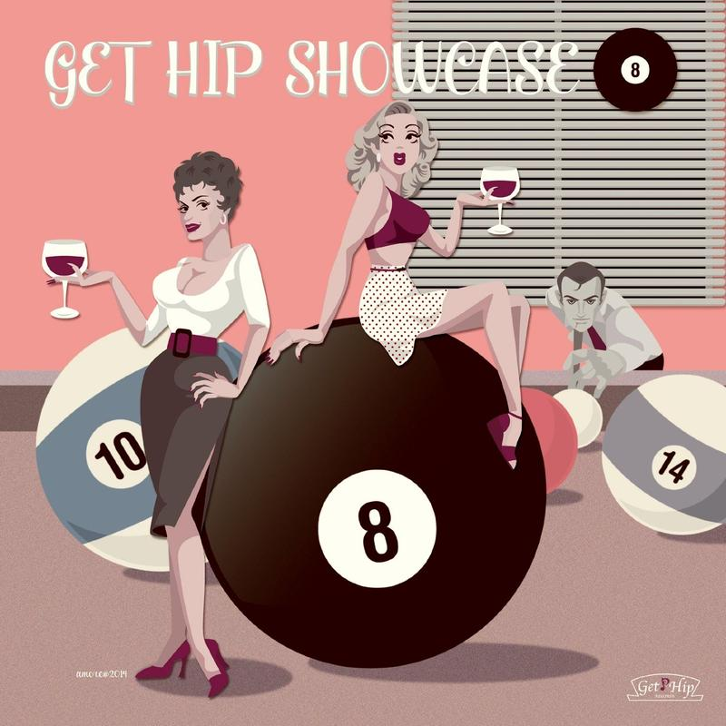 V.A. / GET HIP SHOWCASE 8(GC-063)