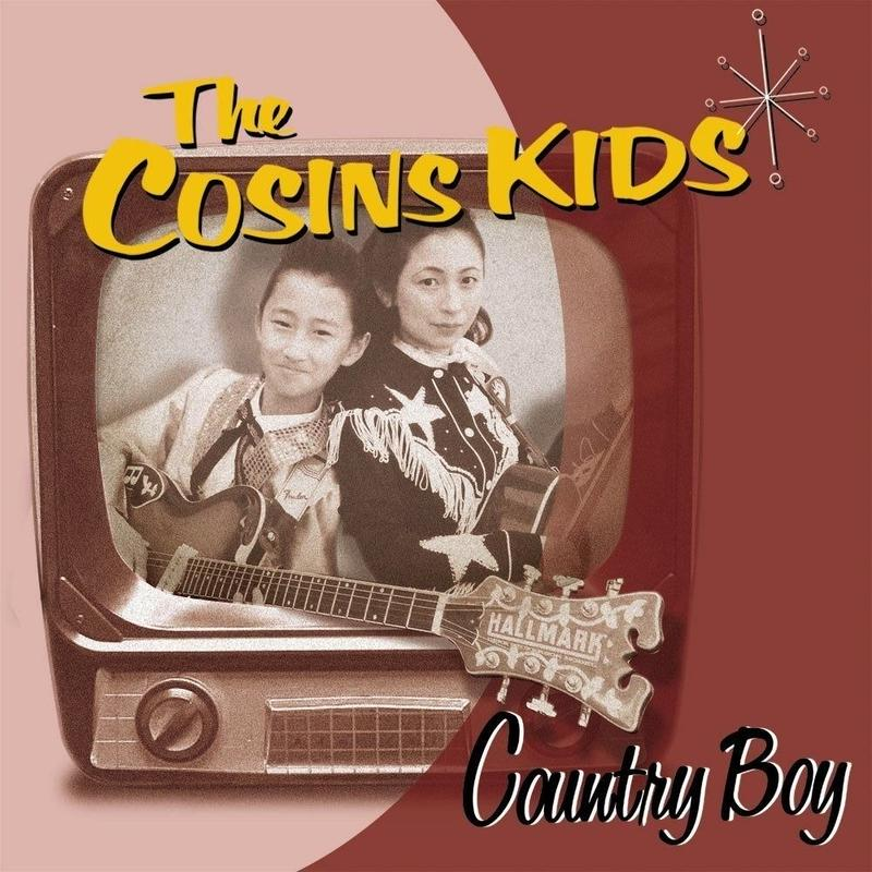 The Cosins Kids 「Country Boy」(GC20)