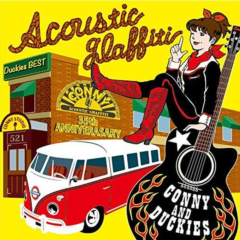 CONNY / ACOUSTIC GRAFFITI~CONNY AND DUCKIES BEST(GC-103)