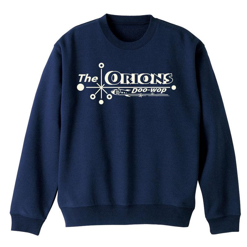 The ORIONS / スウェット O-LOGO B(ネイビー)