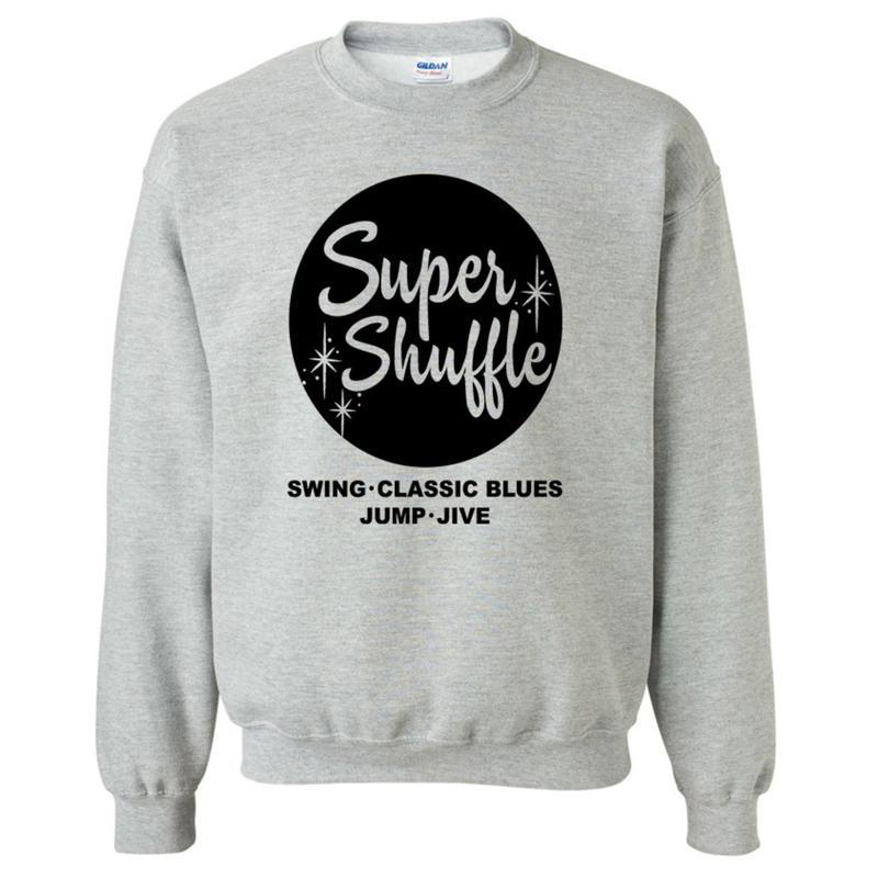 Super Shuffle / スウェット(グレー)