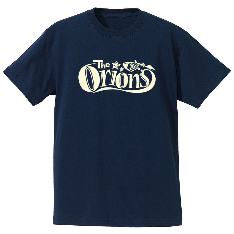 The ORIONS / O-LOGO Tee A(インディゴ)