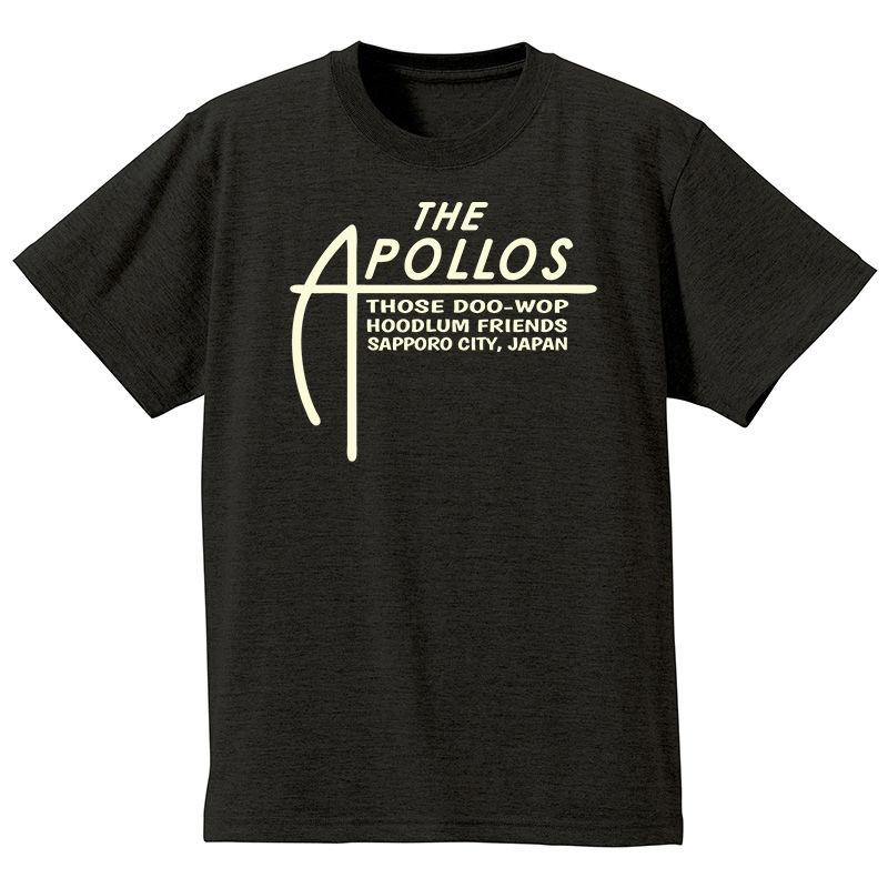 THE APOLLOS / A-LOGO Tee(ヘザーブラック)