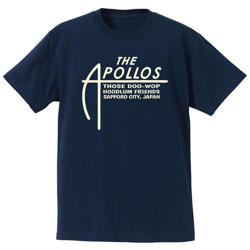 THE APOLLOS / A-LOGO Tee(インディゴ)