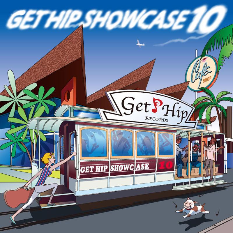 V.A. / GET HIP SHOWCASE 10(GC-109)