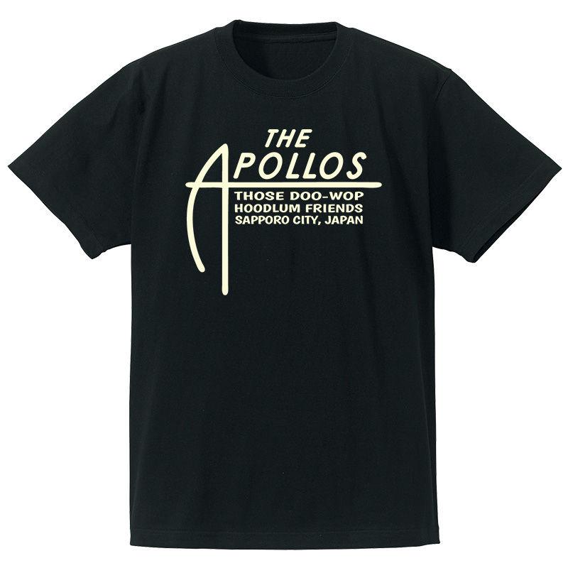 THE APOLLOS / A-LOGO Tee(ブラック)