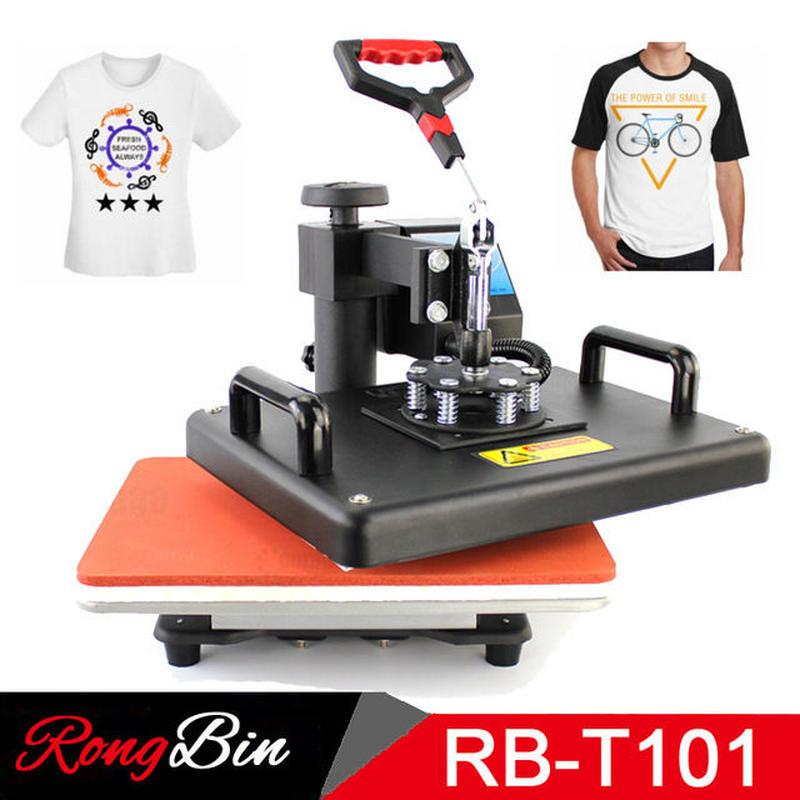 Tシャツ 熱転写プレス機  業務用 12 × 15インチ(29×38cm)