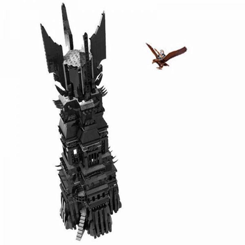 オルサンクの塔  LEGO互換ブロック  Lepin社