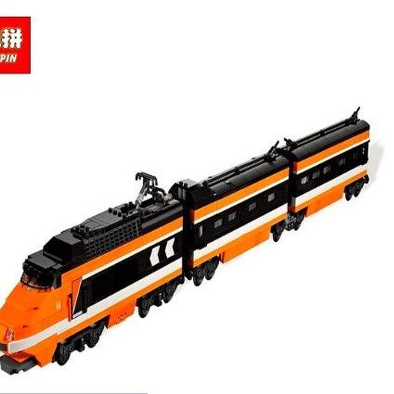 クリエイターシリーズ ホライゾンエクスプレス LEGO互換ブロック Lepin社