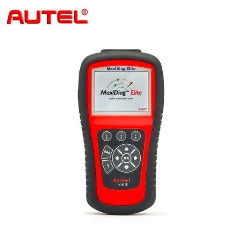 AUTEL MD802 OBD2 自動車故障診断機スキャナー 4SYSTEM