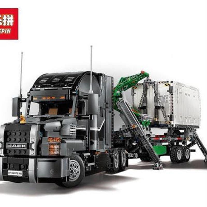 LEPIN テクニックシリーズ ビッグトラック 20076