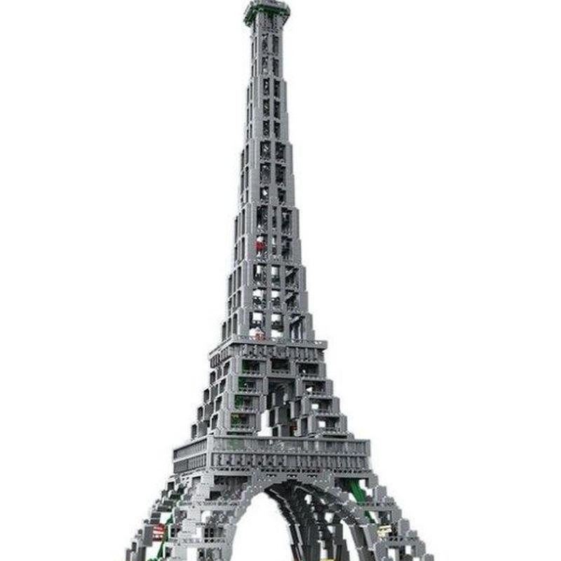 LEPIN  フランス エッフェル塔 1/300  レゴ互換ブロック クリエイター 17002