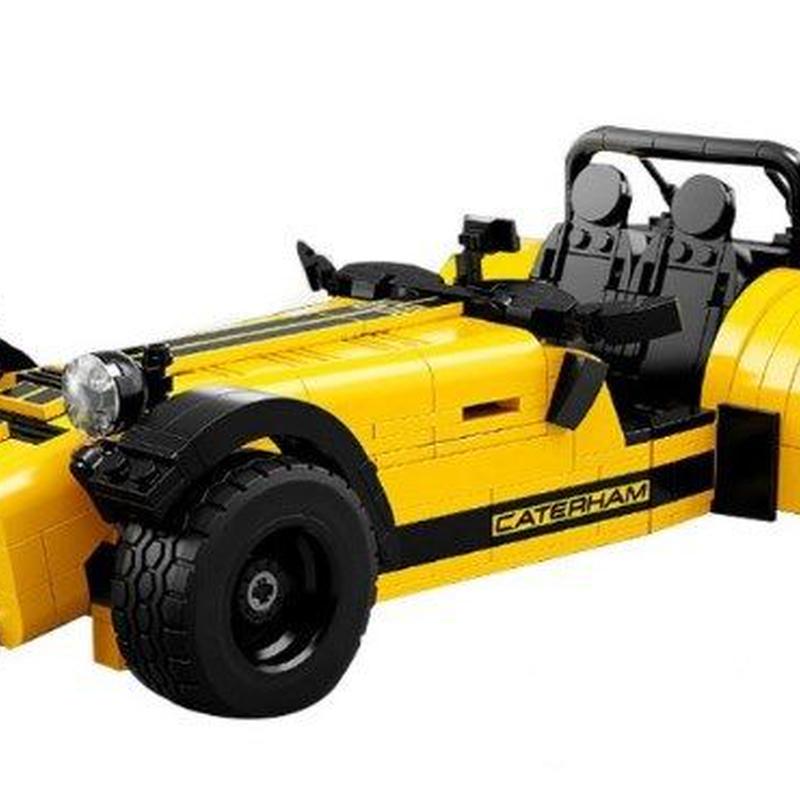 レゴ互換ブロック テクニックシリーズ Caterham クラシック 620R レーシングカー LEPIN社21008