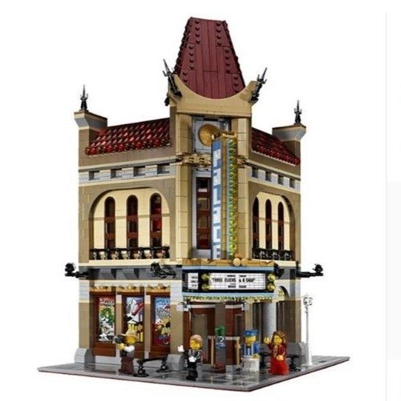 レゴ互換ブロック クリエイター・パレスシネマ LEPIN社 15006