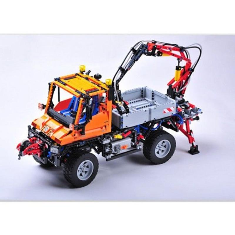 クリエイターシリーズ ウニモグ U400  LEGO互換ブロック 20019