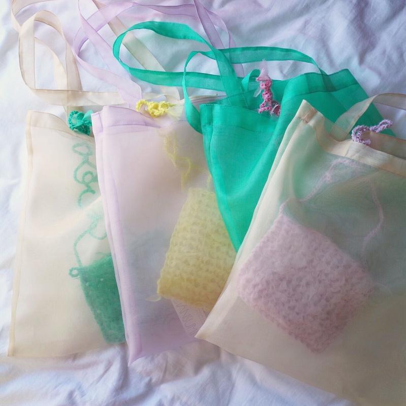 """ciansumi ""tote&mini bag"