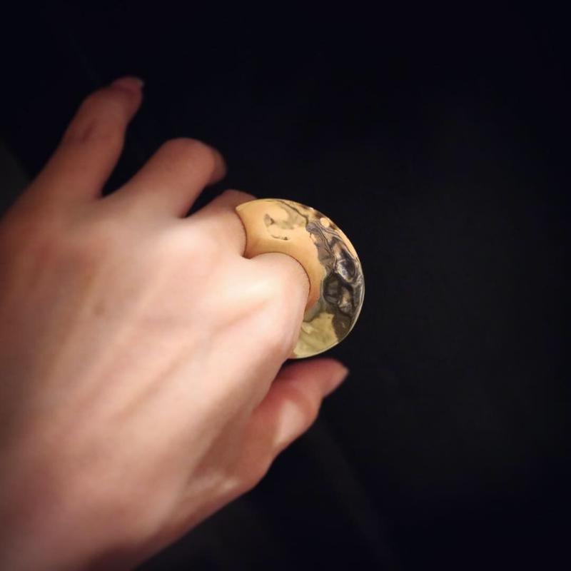 Amar Ring【8uede  】