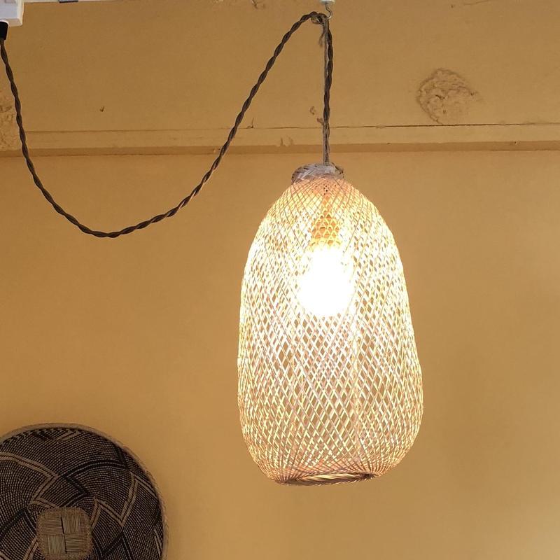 竹網シェード