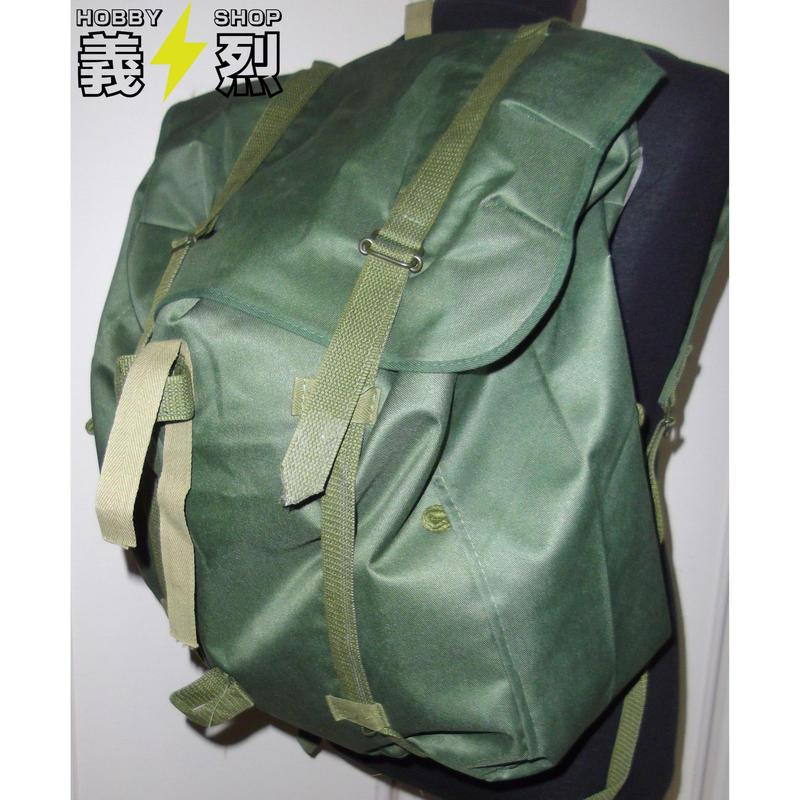 【実物】中国人民解放軍78式背嚢