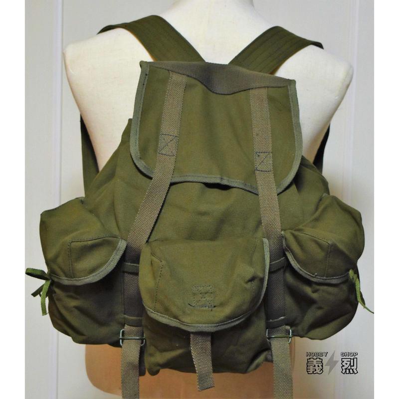 【複製品】ベトナム人民軍リュックサック