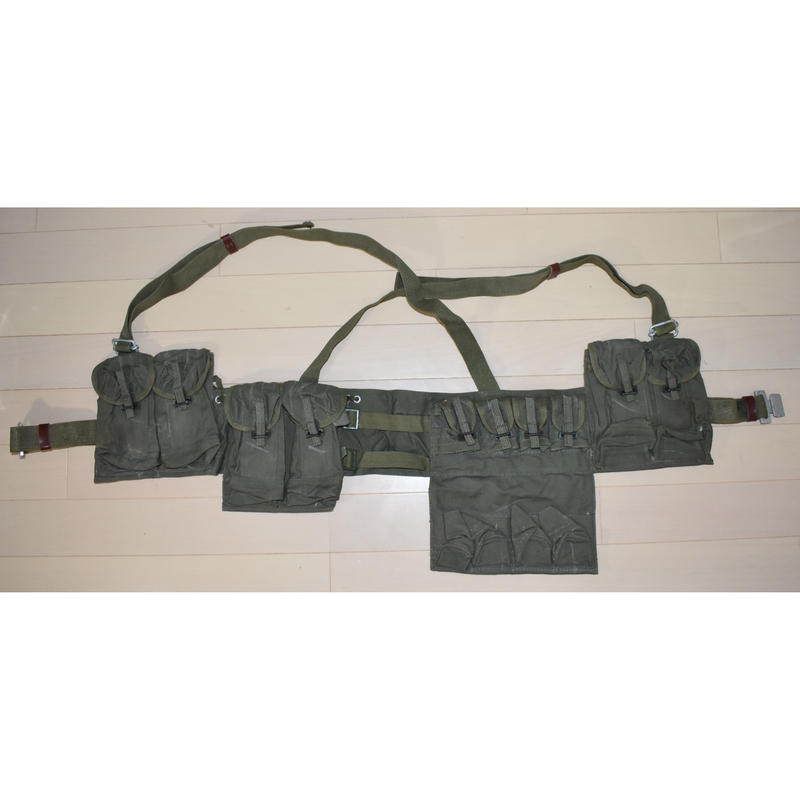 中国人民解放軍63式兵士装着セット