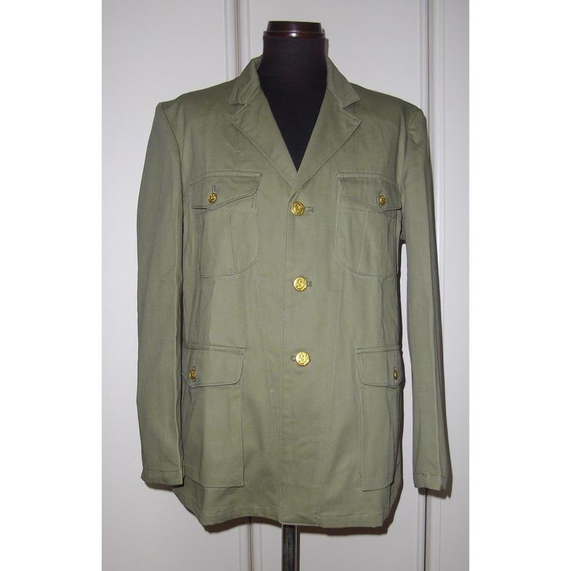 【複製品】日本海軍陸戦隊兵用上衣
