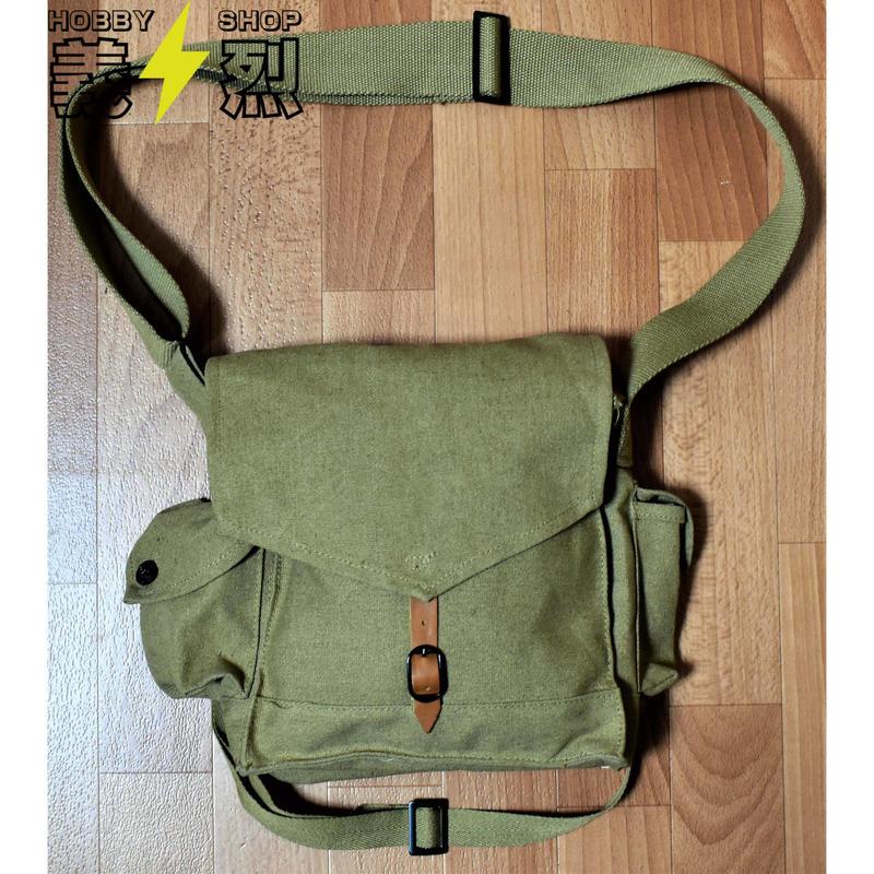 【複製品】WW2ソビエト軍ガスマスクバッグ