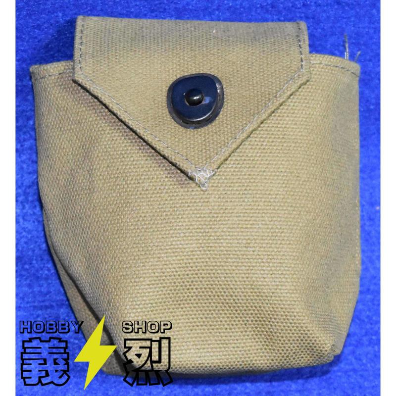 (複製品)WW2米軍リガーポーチ