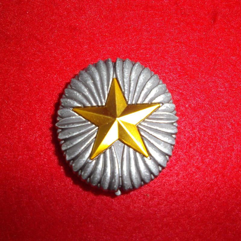 陸軍大学卒業バッジ