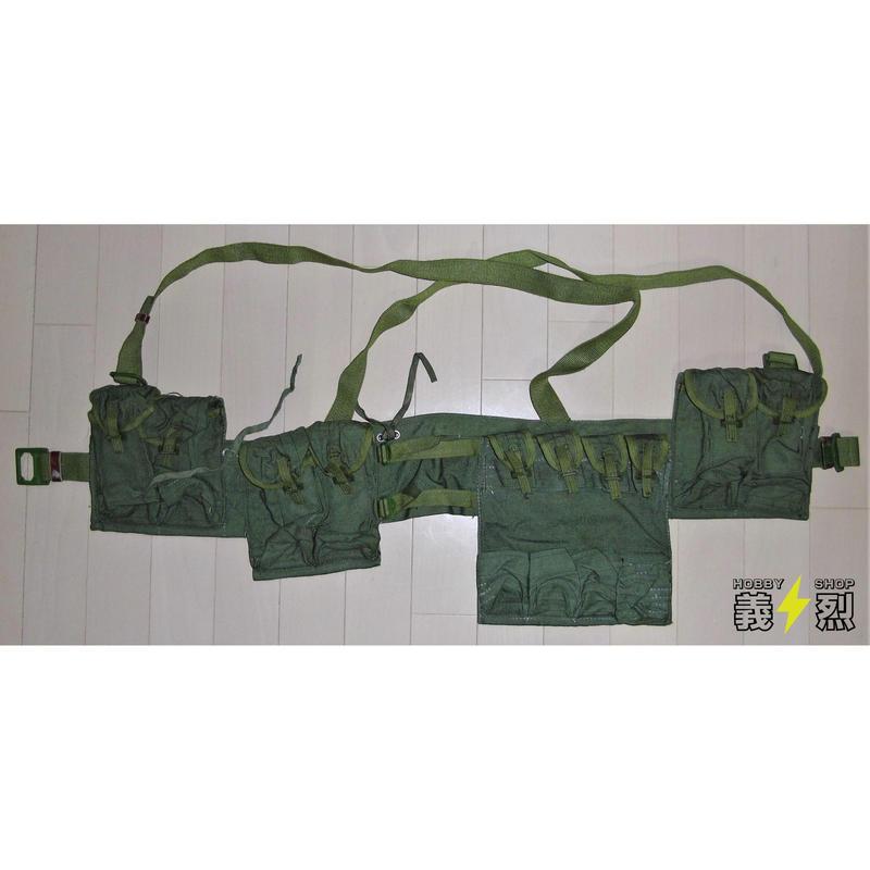 【実物】中国人民解放軍63式装具