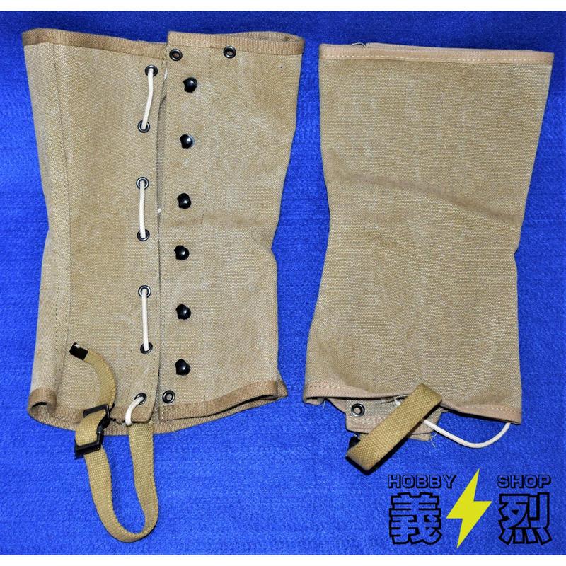 【複製品】WW2アメリカ海兵隊 レギンス  米軍 USMC