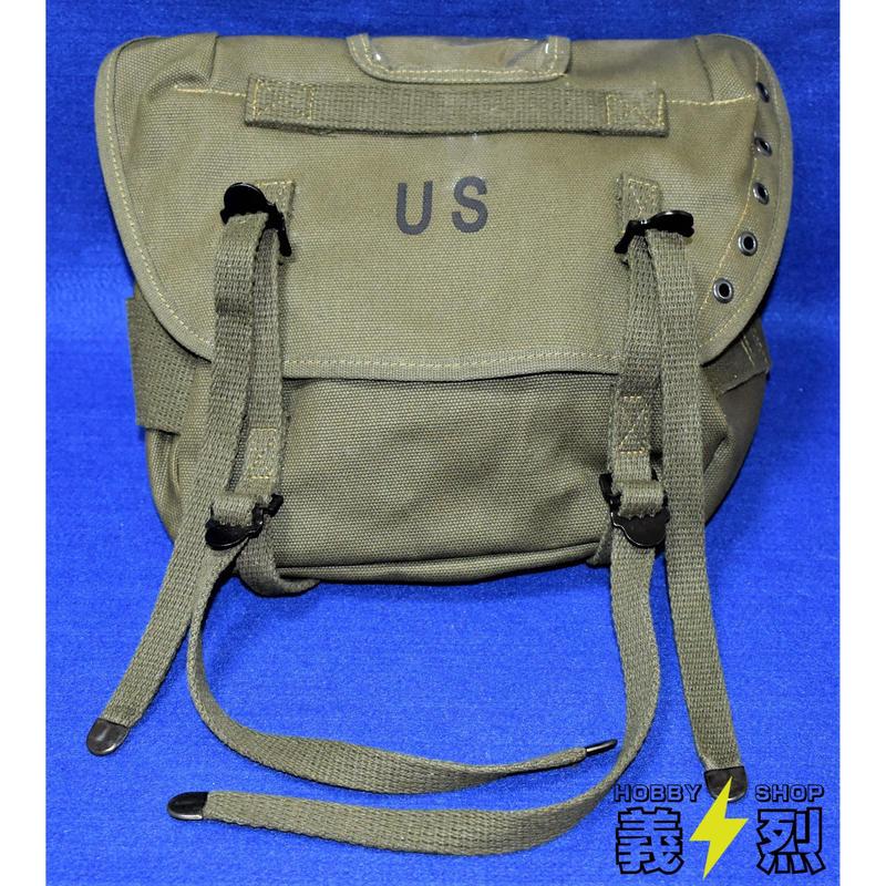 【複製品】米陸軍M1961コンバットバッグ