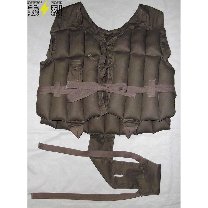 【複製品】日本海軍救命胴衣 前期型 ライフジャケット