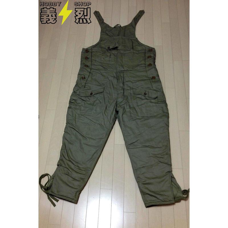 【複製品】日本陸軍冬季戦車兵用下衣