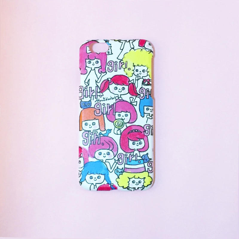 iPhone6ケース girlちゃん's