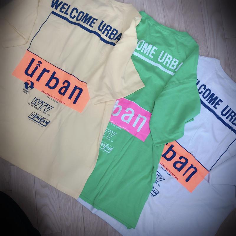 ladies Urban T-SHIRTS♡