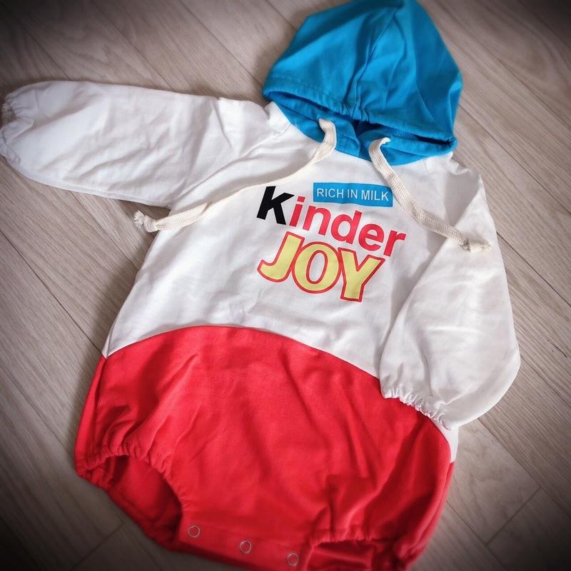 BABY  Kinder  ロンパース