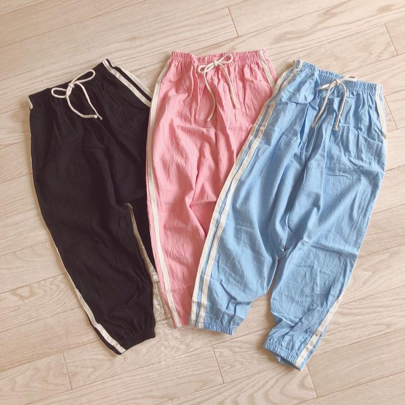 summer  line  pants