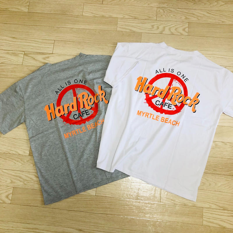 Hard Rock CAFE  Tシャツ
