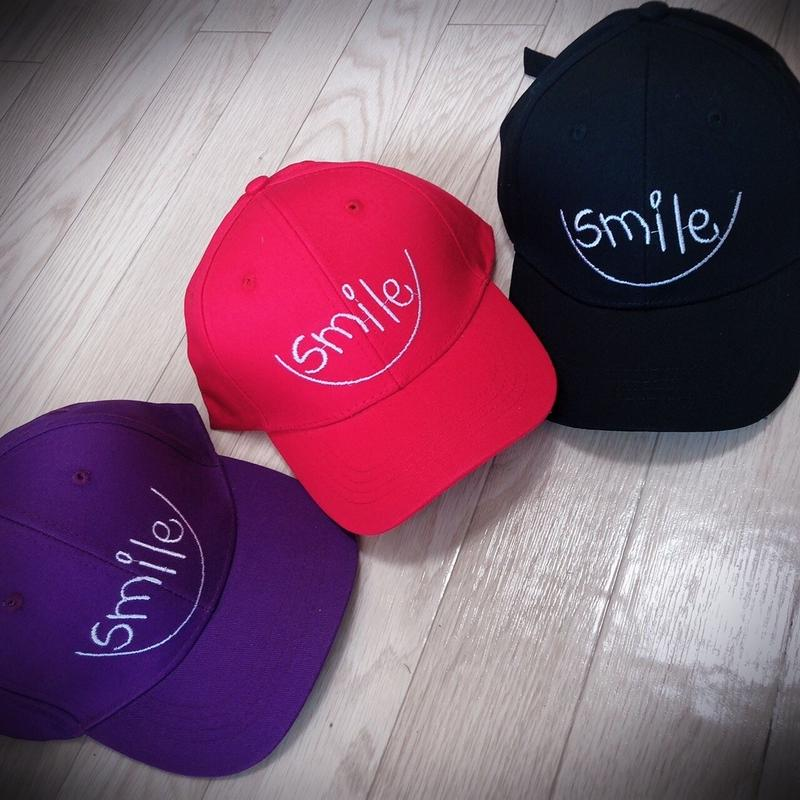 KIDS  SMILE  CAP