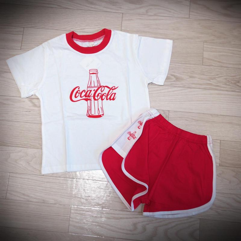 KIDS Coca Cola Setup