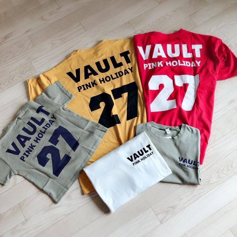 VAULT Tシャツ