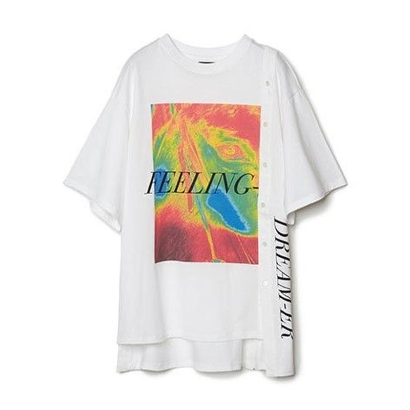 CHRISTIANDADA / Combined Print Shirt