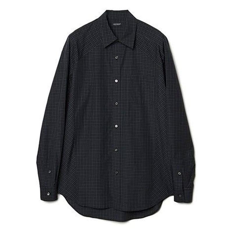 CHRISTIANDADA / Paneled Checked Shirt