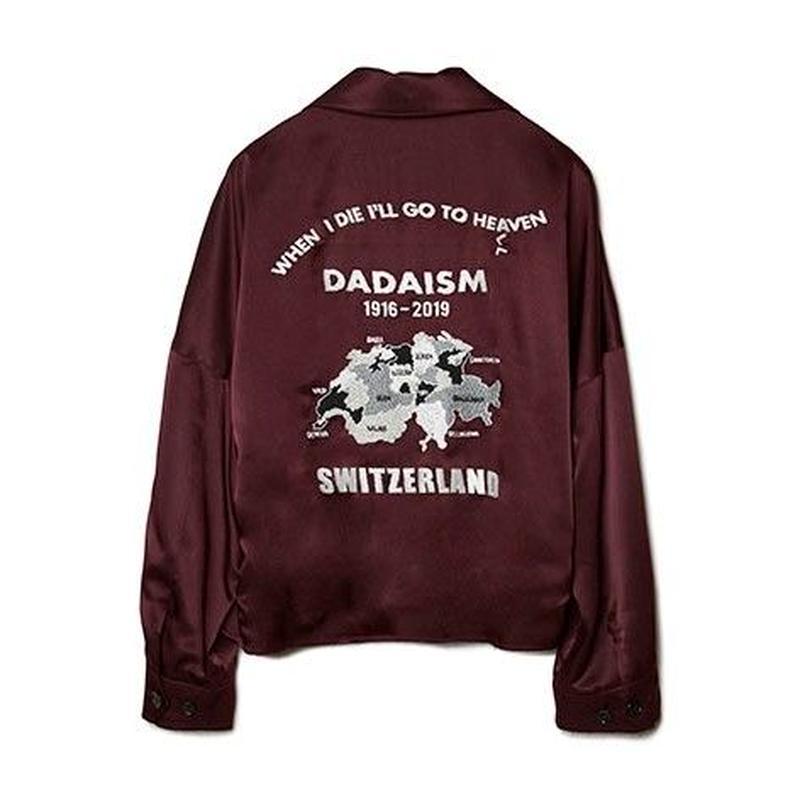 CHRISTIANDADA / Satin Vietem Jacket