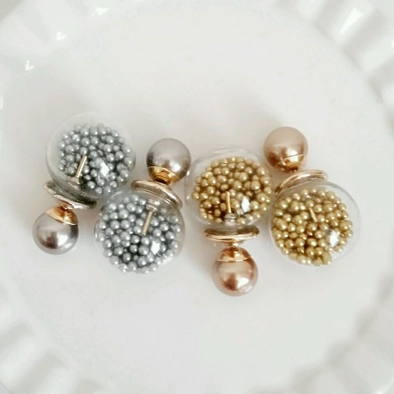 『myriad of pearl』ピアス